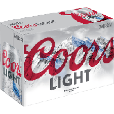 Coors Light Edit 2